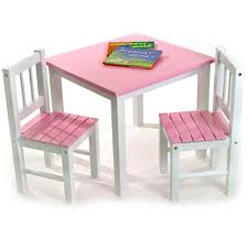 pink table l 52 wooden table kids kids round wooden table hobbycraft