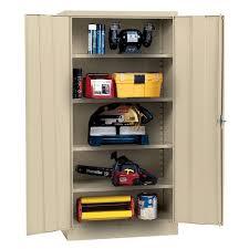Realspace Furniture Customer Service by Realspace 72 U0027 U0027 Steel Storage Cabinet With 4 Adjustable Shelves 72