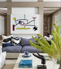 hampton house furniture a hamptons dream house filled with modern art galerie