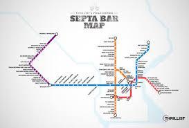 septa map septa bar map thrillist