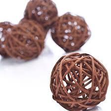 grapevine balls brown twig grapevine balls fixin s and fillers primitive decor