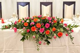 table top flower arrangements wedding flowers for table the ultimate wedding flower guide