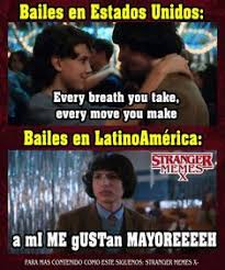 Memes Del Diablo - gianevaca stranger things funny things pinterest