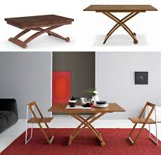 Fold Out Coffee Table Coffee To Dining Table Solutions Available For The Us Market