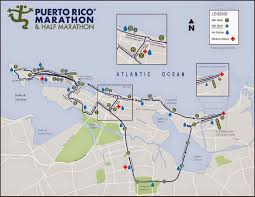 Boston Marathon Route Map by 25 Amazing Running Routes Around The World