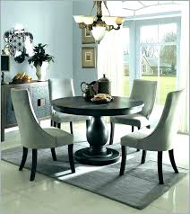round dining room table sets grey round dining table and chairs spacious dining room guide