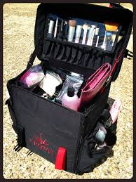 professional makeup artist supplies crown brush crownbrush deluxe professional trolley