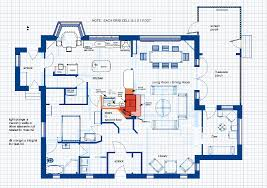 Small Shop Floor Plans Diagram Of Small House Construction With Should I Paint Inside