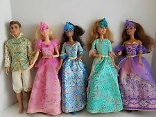 barbie musketeers ebay