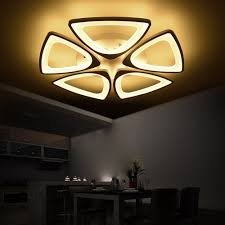 Led Ceiling Light Fixtures Online Get Cheap Flower Ceiling Light Aliexpress Com Alibaba Group
