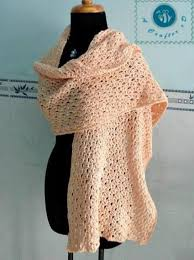 crochet wrap glam crochet wrap favecrafts
