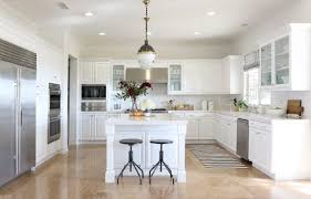 Kitchen  Modern White Kitchen Kitchen Cabinets White Modern - Contemporary white kitchen cabinets