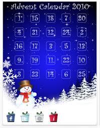 christmas advent calendar merry christmas this year enjoy an advent calendar on your
