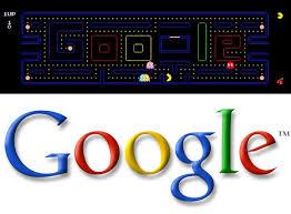 doodle pacman folksonomy arcade machine