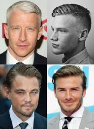 comb over with receding hairline the best hairstyles haircuts for men with receding hairline