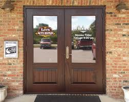 Exterior Doors Commercial Commercial Exterior Wood Doors Trend With Picture Of Commercial