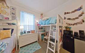 Dorm Room Furniture Double Dorm Rooms At Ivy House Luxury Residence Hall For