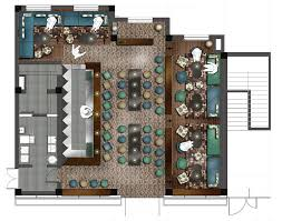 Restaurant Floor Plan Creator by Aeccafe Archshowcase