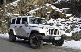 jeep wrangler unlimited grey suv review 2014 jeep wrangler polar edition driving