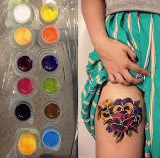 flower tattoo thisisnotareality
