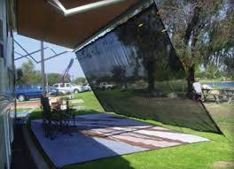 How To Make A Camper Awning How To Stay Cool While Boondocking In The Summer These 7 Easy Ways