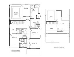 Attic Floor Plans by Atlantic Brock Built