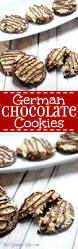 german chocolate cake cookies the gracious wife