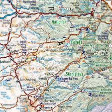 atlas road map benchmark maps california road map benchmark maps avenza maps