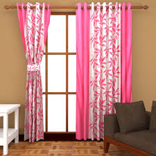 essential home sydney panel pair pink decor window treatments