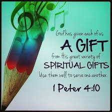 bible verse gifts our gift should manifest in our lives to influence others to
