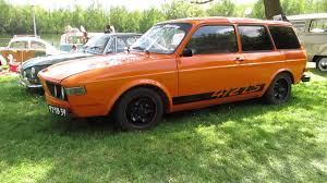 volkswagen type 4 1973 vw type4 411ls squareback orange pt2 nuenen 2013 youtube