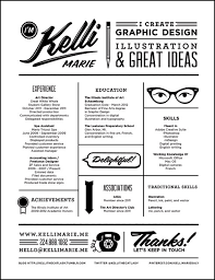 creative resume exles 10 excellent exles of creative resumes the chic type