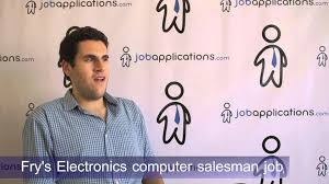 fry electronics thanksgiving sale fry u0027s electronics interview computer sales associate youtube