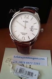 Jam Tangan Alba jual jam tangan pria alba as9a87x1 original jam tangan alba