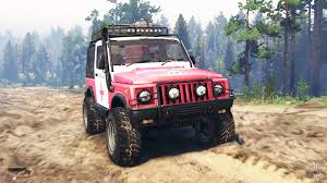 suzuki jeep 2016 suzuki sj 410 for spin tires