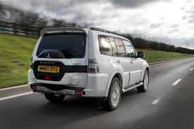 mitsubishi shogun an independent road test report