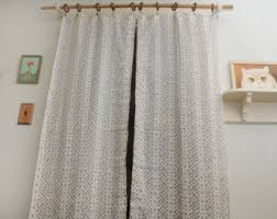 Lilac Curtains Lilac Curtains Etsy