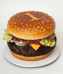 how to make a burger cake burger cake hamburger cake and cake