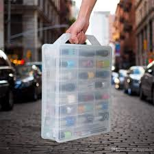 2017 universal nail polish storage case for 48 polish bottles with