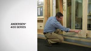 Andersen Retractable Insect Screen by Andersen Gliding Door Series Identification Youtube