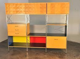 Eames Room Divider Vintage Eames Style Storage Unit By Modernica For Herman Miller At