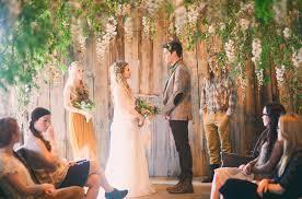 wedding ceremony canopy whimsical bohemian wedding inspiration green wedding shoes