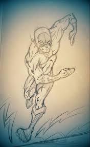 flash sketch loving the new tv show alex m clark design and