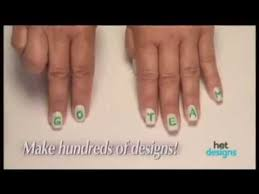 designs commercial designs as seen on tv nail art design