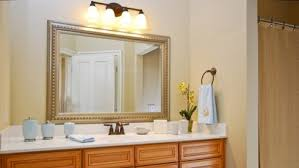 Bathroom Mirror And Lights Best Bathroom - Bathroom mirror and lights