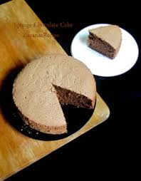 sponge chocolate cake basic sponge cake recipe