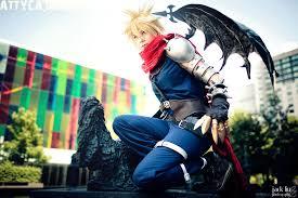 Kingdom Hearts Kink Meme - kingdom hearts cosplay final fantasy vii s cloud strife news