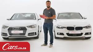 audi a3 vs bmw 3 series 2016 audi a4 vs bmw 3 series in depth review comparison