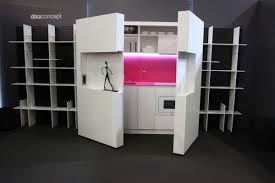 Design Kitchen For Small Space - pia u2013 the revolutionary kitchen that offers luxury in a small package