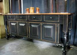 viewing photos of black gloss buffet sideboards showing 5 of 15